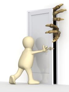 closing the door 2