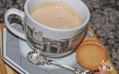 Receita de Café Cremoso