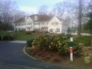 Steven Guynn 5 bed 5 bath New Canaan Home