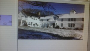 New Canaan Town records of 671 West Rd.