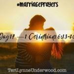 #MarriagePrayers: 1 Corinthians 6:18-20