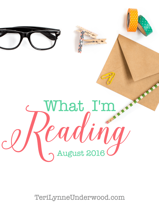 Book recommendations from Teri Lynne Underwood including A Different Beautiful, The Happiness Dare, You're God's Girl, A Sweet & Bitter Providence, Illustrator's Notetaking BIble, and more ...