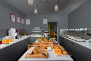 Buffet doručak - Krapinske Toplice - Hotel Villa Magdalena