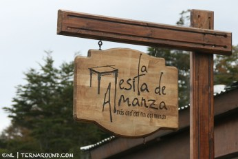 La Mesita de Almanza restaurant