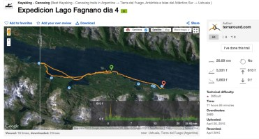 Expedition day 4: 50 kilometers