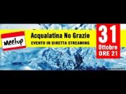 Acqualatina No Grazie… incontro provinciale tra meetup comitati portavoce e cittaditi