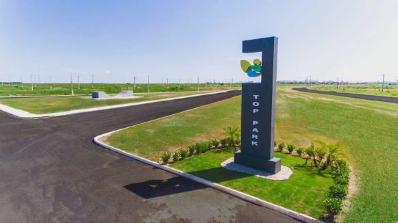 O Top Park está pronto para a inauguração em novembro/2018