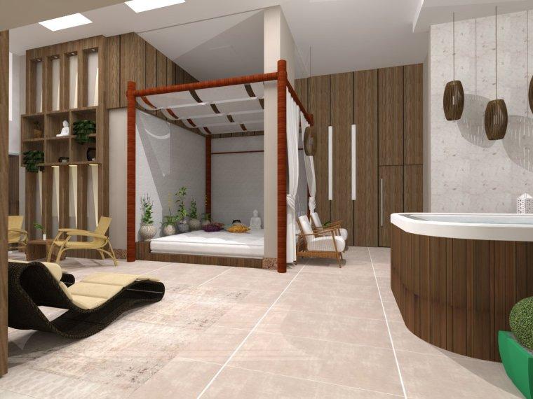 Bella Vita Residence - Espaço Zen