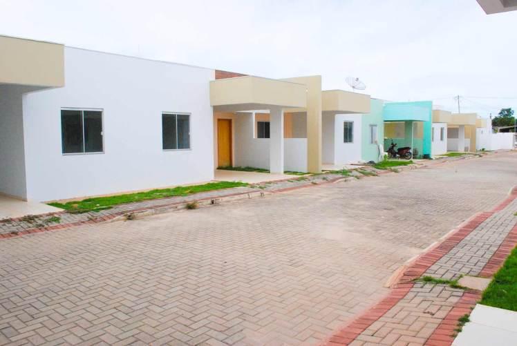 Condomínio Porto Seguro, no bairro Mimoso I