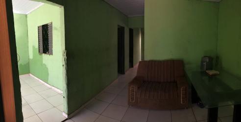 Casa à venda no bairro Mimoso II, em Luís Eduardo Magalhães