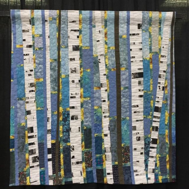 Beth Van Wyngaarden_ Birch Trees, Fall