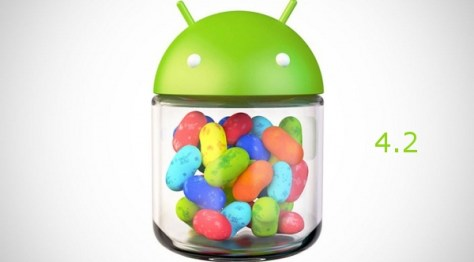 Android 4.2 Jelly bean