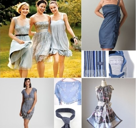 Grayish Blue fashion 2013