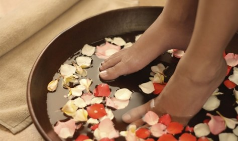 tips pedicure di rumah
