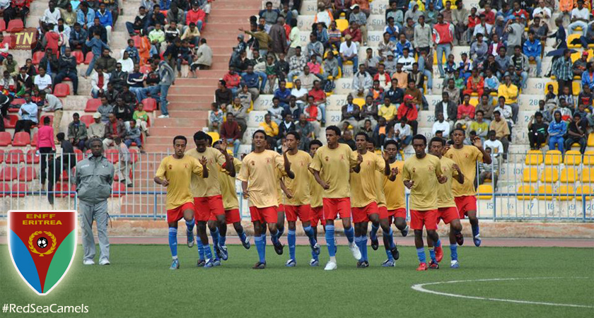 Good luck to our boys and hoping that soccer will be back strong in Eritrea