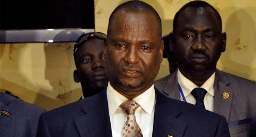 Riek Machar Replaced by Taban Deng as First Vice President After Fleeing Capital