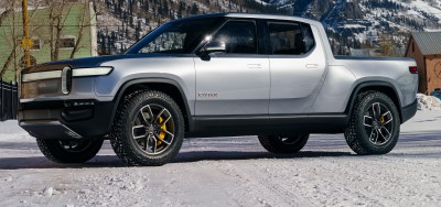 Rivian patent reveals R1T auxiliary battery that pushes range beyond 400 miles
