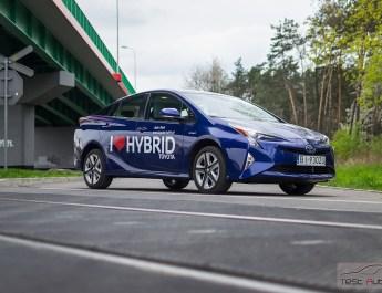 [TEST] Toyota Prius PREMIUM 1.8 Hybrid 122 KM