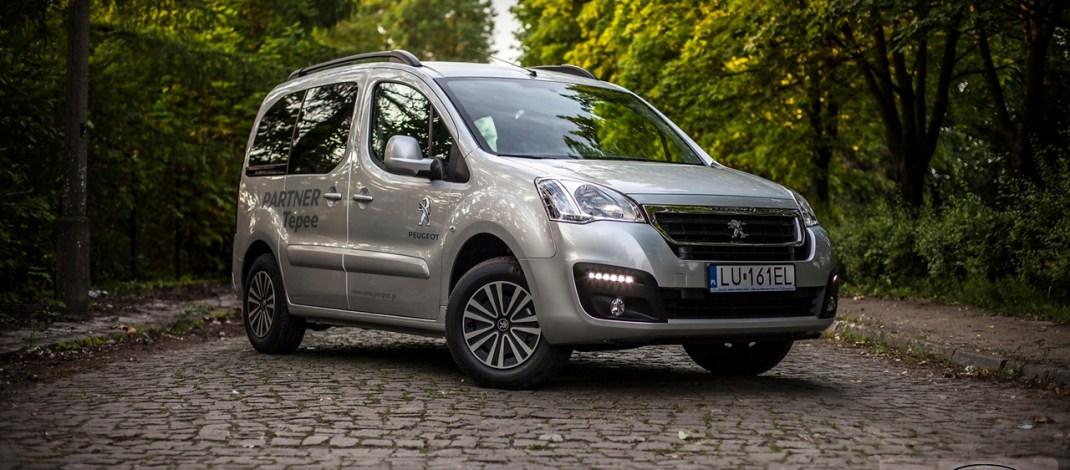 [TEST] Peugeot Partner Active 1.6 98KM