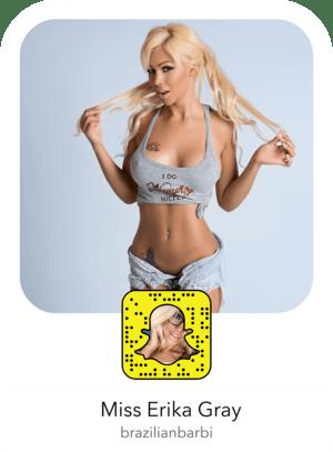 snapchat females codes
