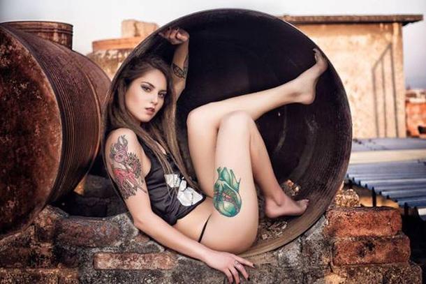 Gatas Tatuadas (5)