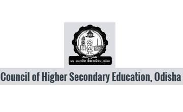 Odisha Board 10th HSC Date Sheet