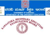Karnataka SSLC Date Sheet 2017