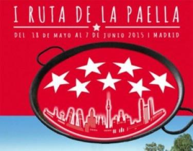 Primera ruta de la paella Te Veo en Madrid