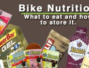 Bike Nutrition: What to eat and how to store it
