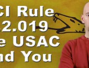 UCI Rule 1.2.019, The USAC, And You!