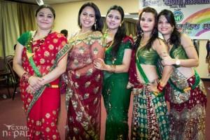 Teej Celebration 2013 in Irving, Texas - TexasNepal Entertainment