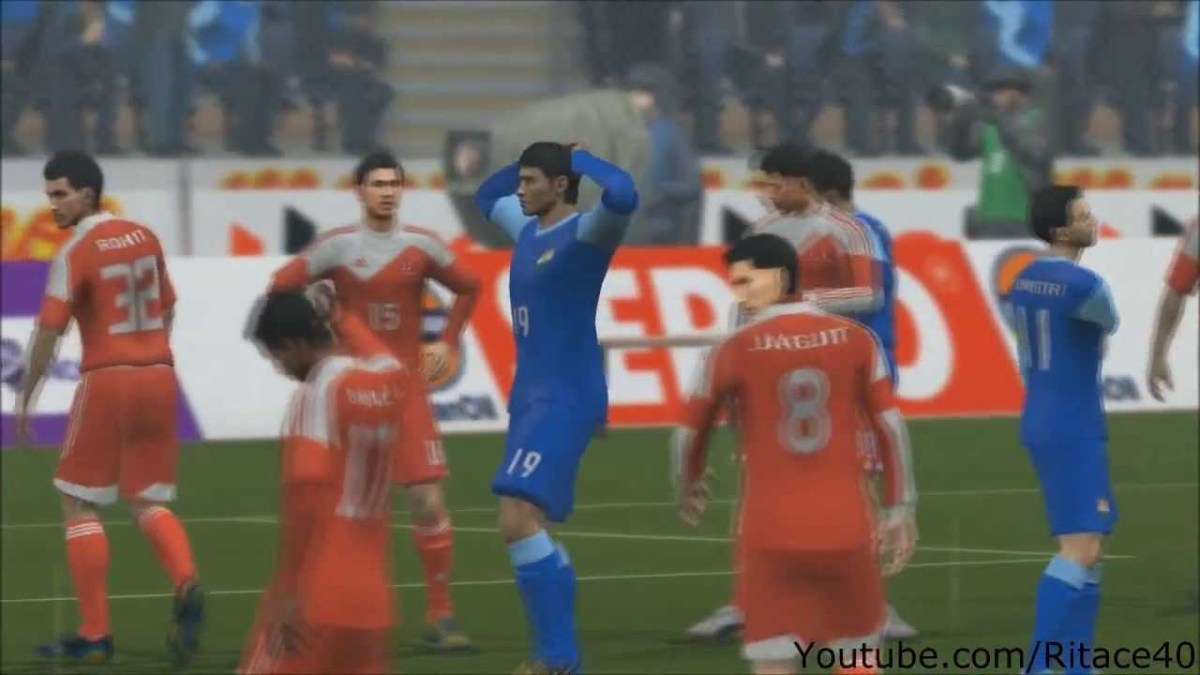 New FIFA14 NepMod Released With Real Faces Of The Players