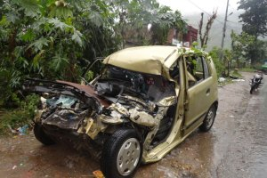 4 Dead In Chitwan Truck-Car Collision - TexasNepal