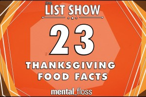23 Thanksgiving Food Facts - TexasNepal News