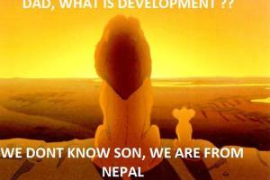 Development unknown – we are from Nepal! - TexasNepal News