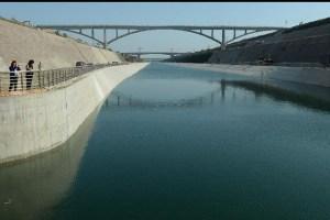 चीनले बनायो १४ सय किलोमिटर लामो कृत्रिम नदी (फोटो फिचर) - TexasNepal News
