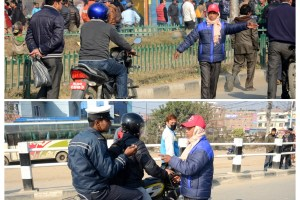 Kathmandu, Other Parts Of The Country Affected by Shutdown - TexasNepal News