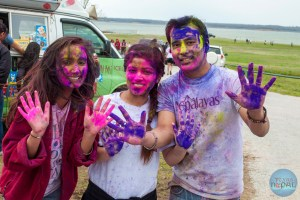 Holi Celebration 2015 by ICA - TexasNepal Entertainment