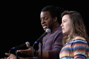 When A Black Man And A White Woman Speak For Each Other - TexasNepal News