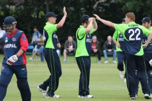 Nepal Faces Worst Defeat Against Ireland In T20I Series - TexasNepal
