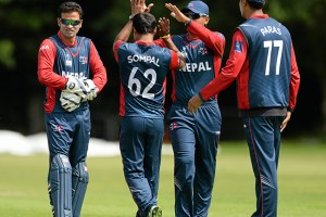 ICC World T20 Qualifiers: Nepal Beats USA By 6 Wickets - TexasNepal