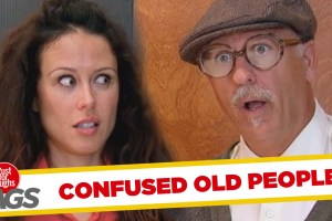 Confused Old People – Best of Just For Laughs Gags - TexasNepal