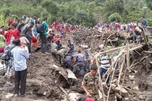 Kaski Landslide Aftermath: Death Toll Rises To 32 - TexasNepal News