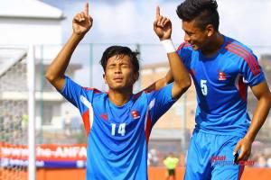 Nepal Beats Bangladesh U-19 2-1, Enters Semifinals As A Group Winner - TexasNepal