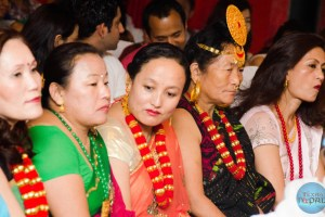 Chesung, Nepali movie about Limbu Culture, screened at Ramailo Restaurant - TexasNepal