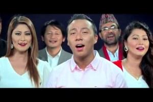 MUSIC VIDEO: 'Singha Durbar' OST: 'Yo Karmabhumiko Aanganma' - TexasNepal