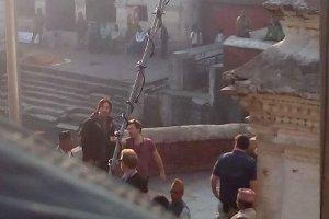 Holy Moly! Benedict Cumberbatch Is In Kathmandu! - TexasNepal