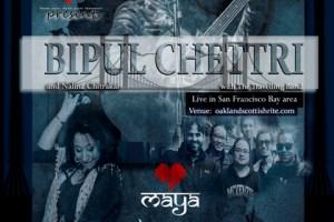 Bipul Chettri's Live Concert: Maya The US Tour 2016 - TexasNepal News