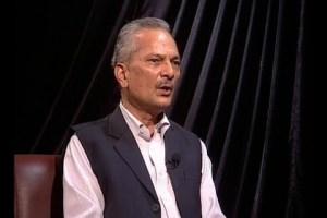 Baburam Bhattarai in Real Face With Prem Baniya - TexasNepal News