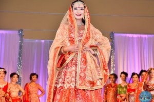 Fashion show featuring Gabi collection by Bina Ghale in Texas - TexasNepal Entertainment